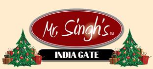Mr Singh's India Gate Dunblane | Authentic Indian Restaurant Logo